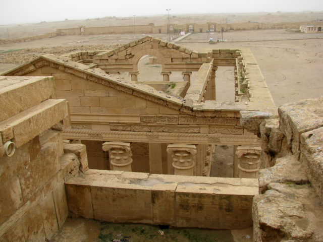 Hatra_view_from_above©UNESCO_Alice_Quil_2010_158